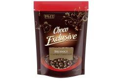 Brusnice v hořké čokoládě