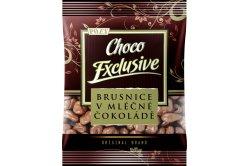 Brusnice v mléčné čokoládě