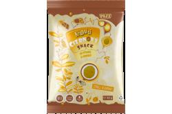 BIO cizrnový snack se sýrem a cibulí