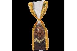 Mlsný balíček - směs dražovaného ovoce a ořechů