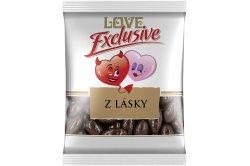 Čokoládové přáníčko - Z lásky