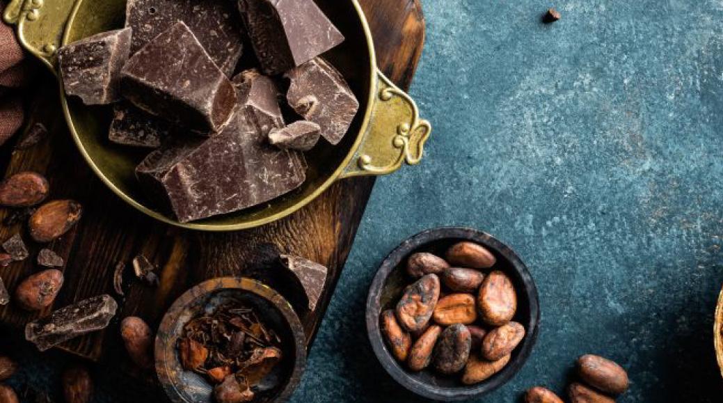 Výrobky v čokoládě a v polevách