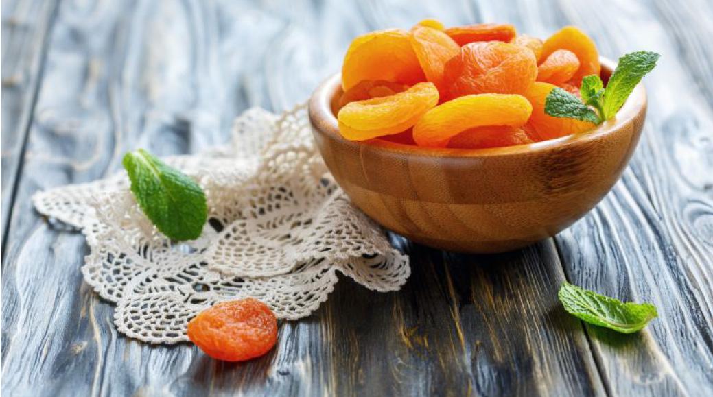 Suché plody a směsi suchých plodů